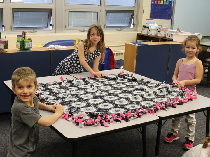Giving Tree Quilt